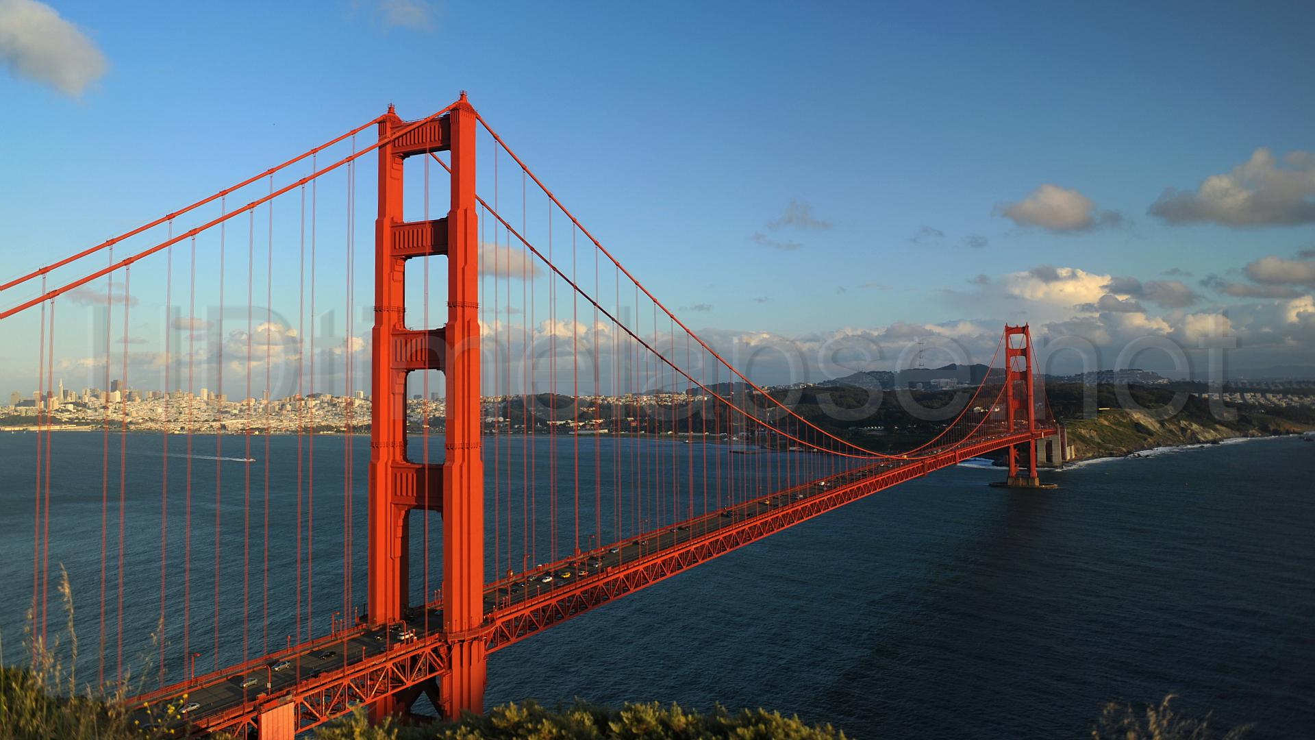 Golden Gate Bridge 4k: Golden Gate Bridge Wallpapers High Quality