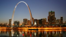 Gateway Arch High Definition