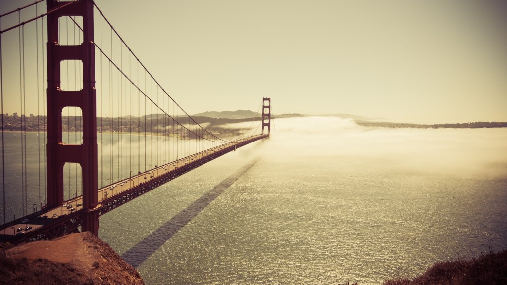 Golden Gate Bridge wallpapers HD