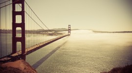Golden Gate Bridge High quality wallpapers