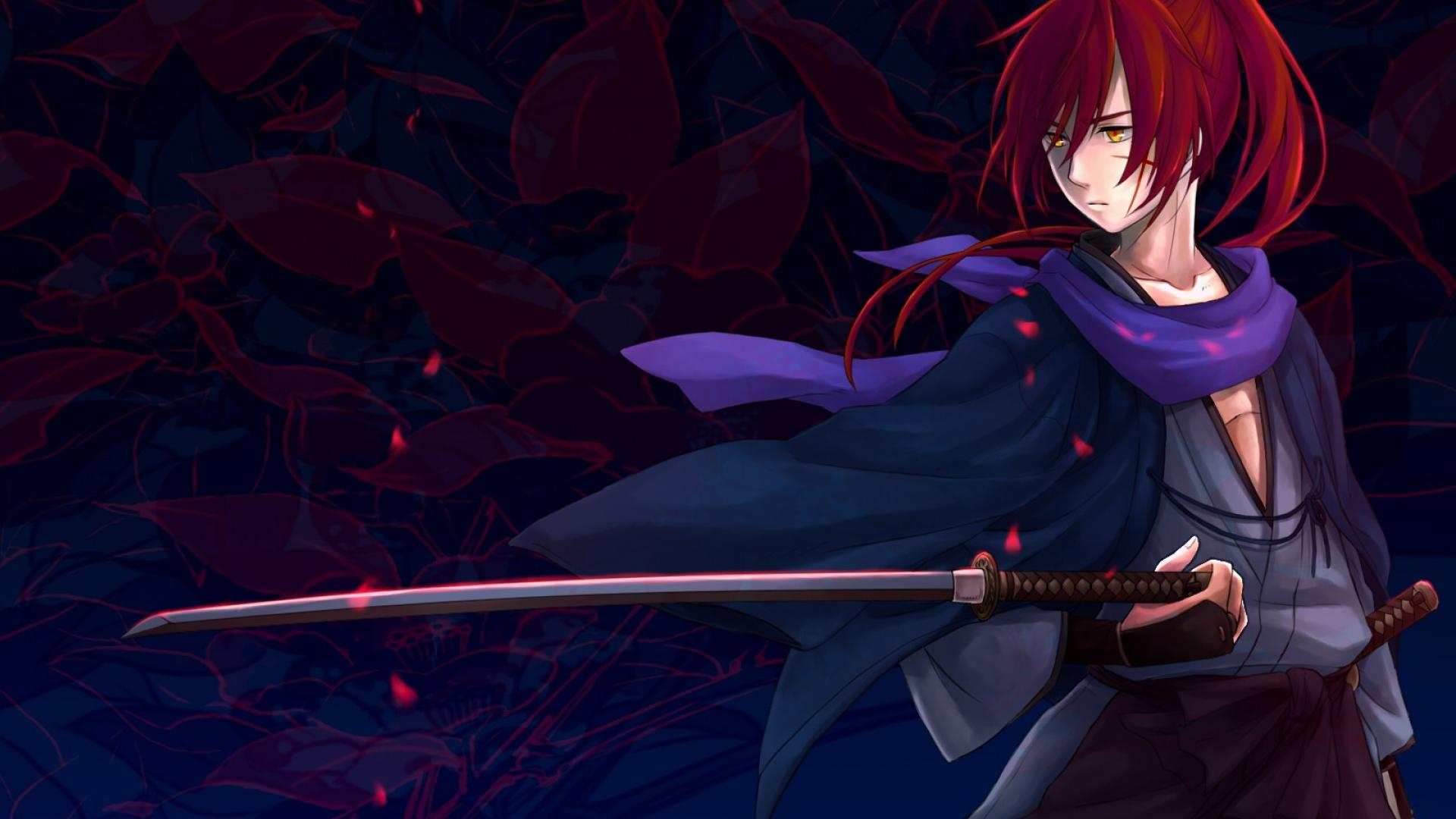 kenshin himura wallpaper - photo #27