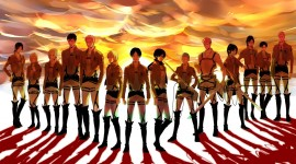 Attack On Titan HD Wallpaper