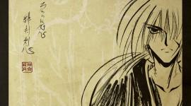Himura Kenshin HD Wallpaper
