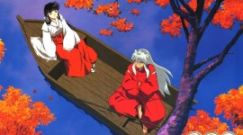 Inuyasha Wide wallpaper