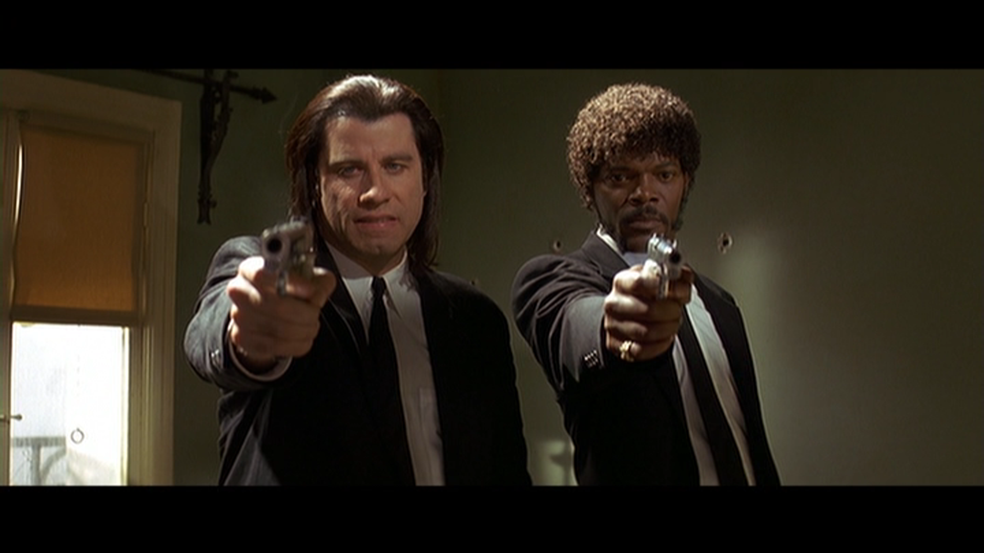 pulp fiction Critics and audiences worldwide hailed pulp fiction as the star-studded picture that redefined cinema in the 20th century writer/director quentin tarantino (academy.