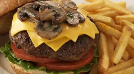 Cheeseburger High Definition