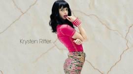 Krysten Ritter background