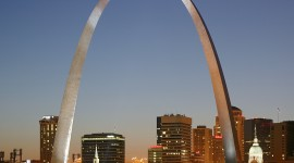Gateway Arch background