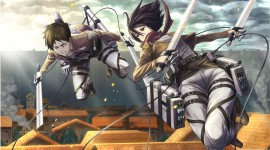 Attack On Titan Widescreen