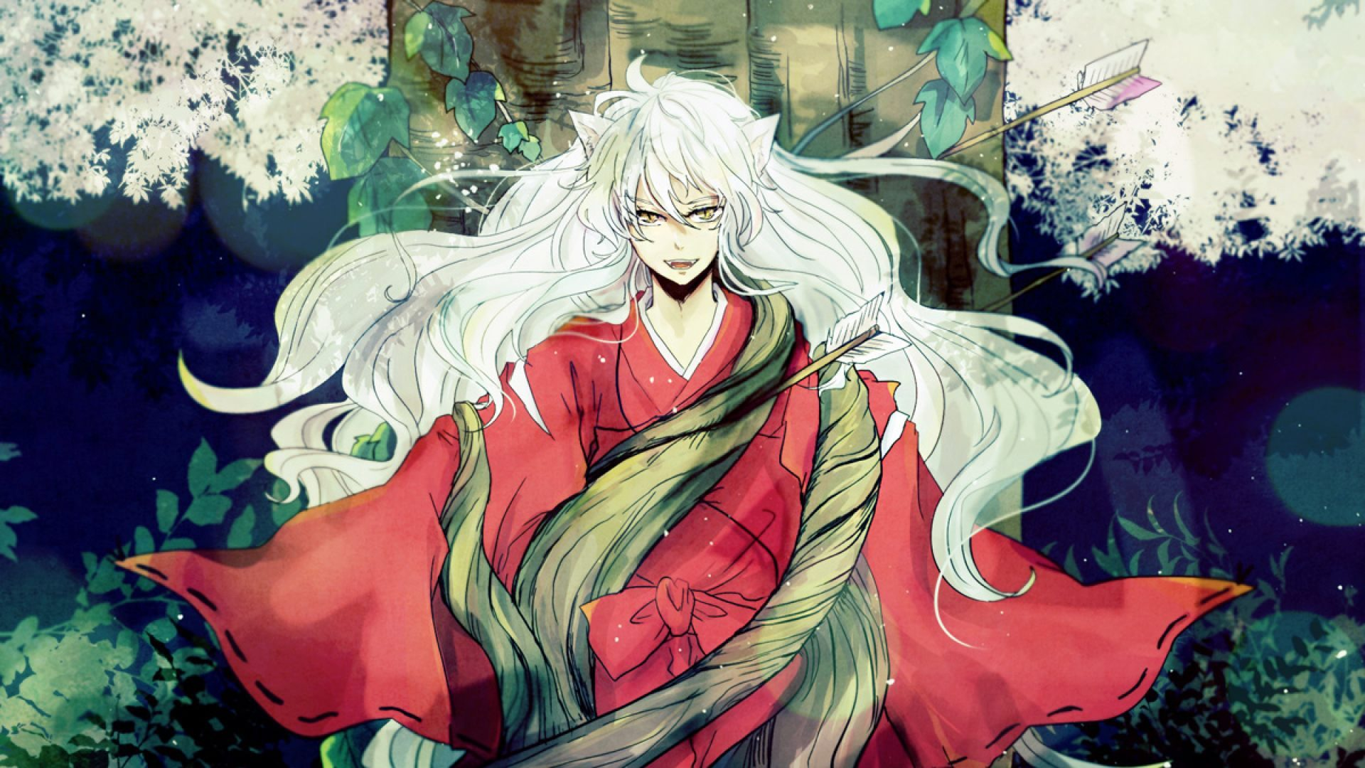 Inuyasha wallpapers high quality | download free.