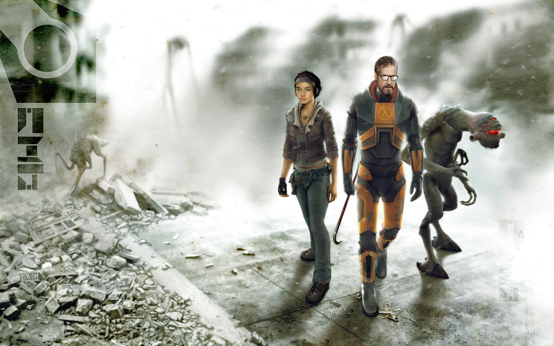 Half-Life 2 Wallpapers High Quality | Download Free
