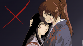 Himura Kenshin Wide wallpaper