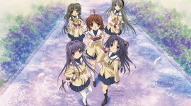 Clannad Widescreen