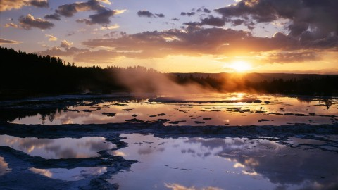 Yellowstone National Park wallpapers high quality