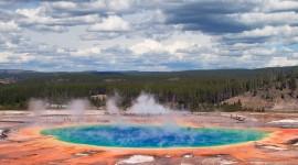 Yellowstone National Park 1080p