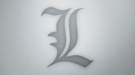 L  Death Note Widescreen
