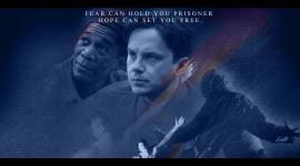 The Shawshank Redemption background
