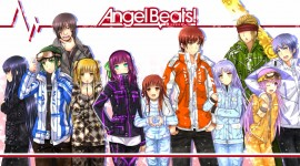Angel Beats! High resolution
