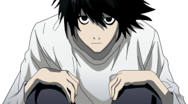 L  Death Note background