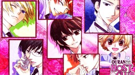 Ouran High School Host Club For desktop