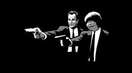 Pulp Fiction Wallpaper