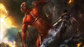 Attack On Titan For desktop