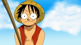 Monkey D Luffy for smartphone