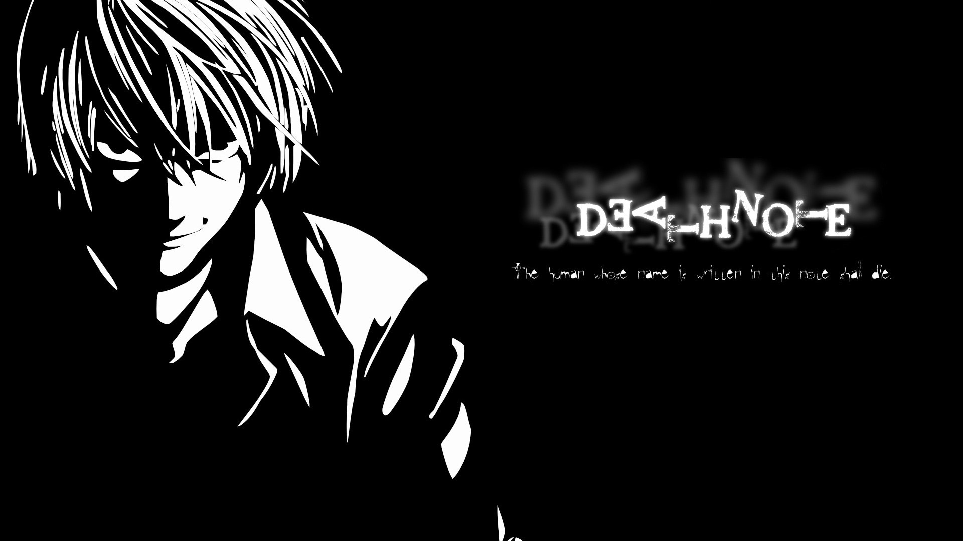 Death Note 4k Wallpaper: Death Note Wallpapers High Quality