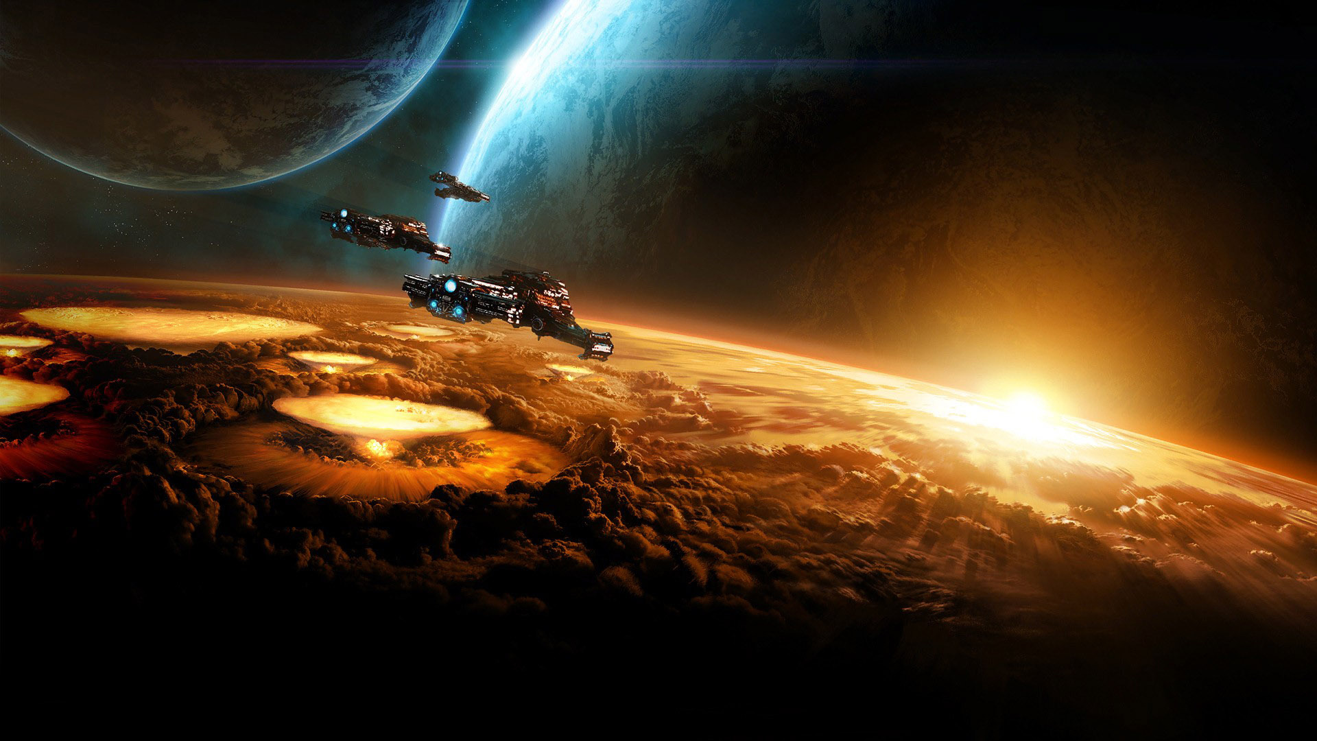 Starcraft wallpapers high quality download free for Star craft free download