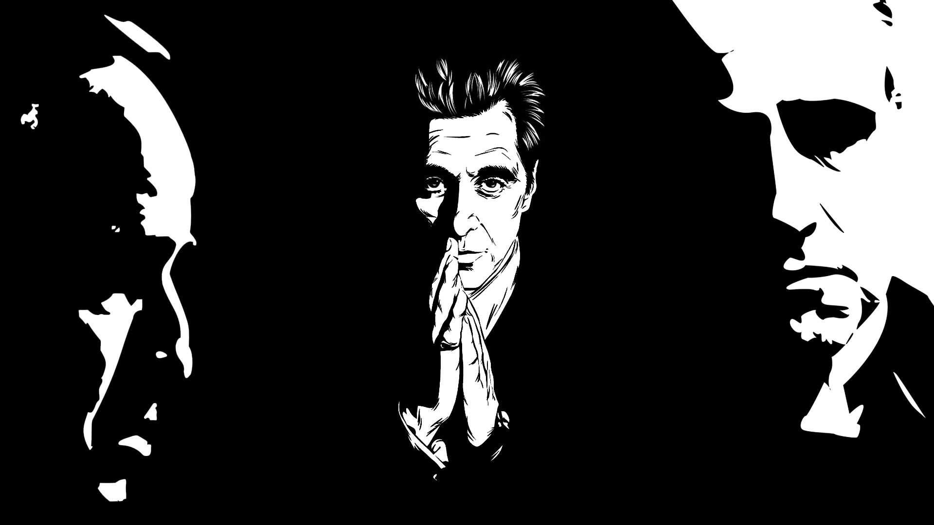 The Godfather Wallpapers High Quality | Download Free