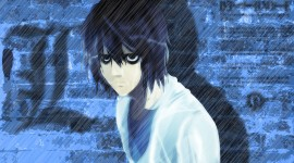 L  Death Note Wallpapers