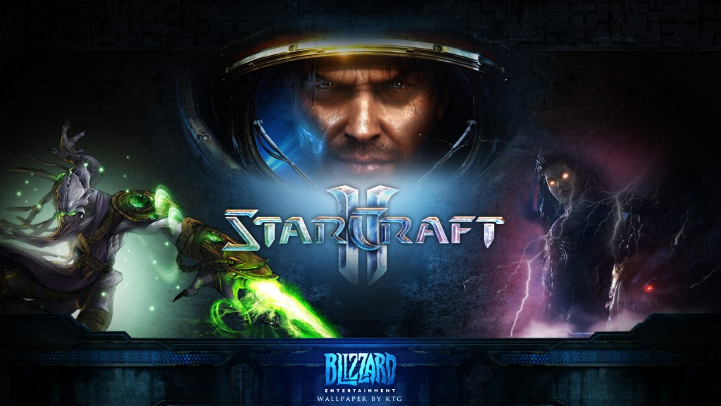 Starcraft wallpapers HD