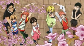 Ouran High School Host Club for smartphone