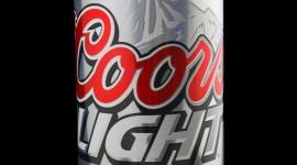 Coors Light High resolution