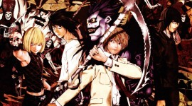 Death Note Pics