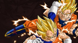 Dragon Ball Z HD Wallpaper