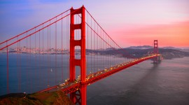 Golden Gate Bridge HD