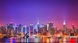 New York City Skyline Pictures