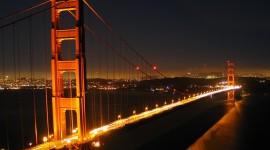 Golden Gate Bridge 4K