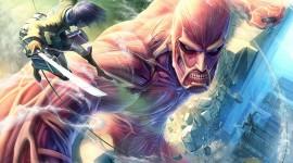Attack On Titan background