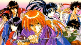 Himura Kenshin Iphone wallpapers