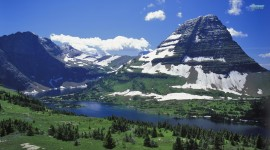 Glacier National Park pic