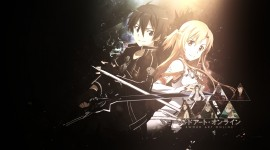 Sword Art Online Wide wallpaper