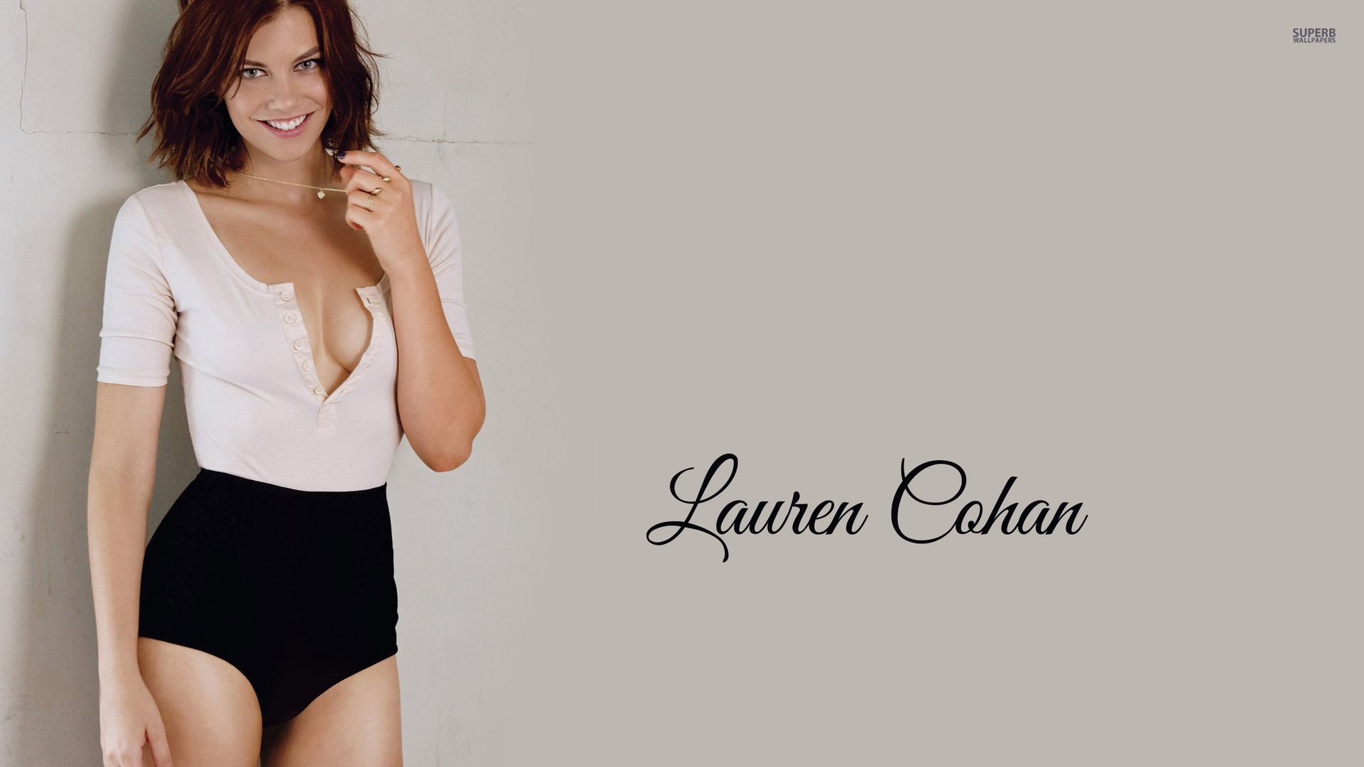 Lauren Cohan Wallpapers High Quality Download Free