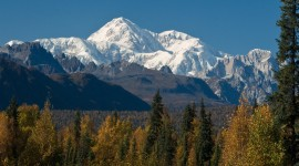 Mount Mckinley Widescreen
