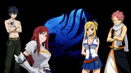 Fairy Tail Wide wallpaper