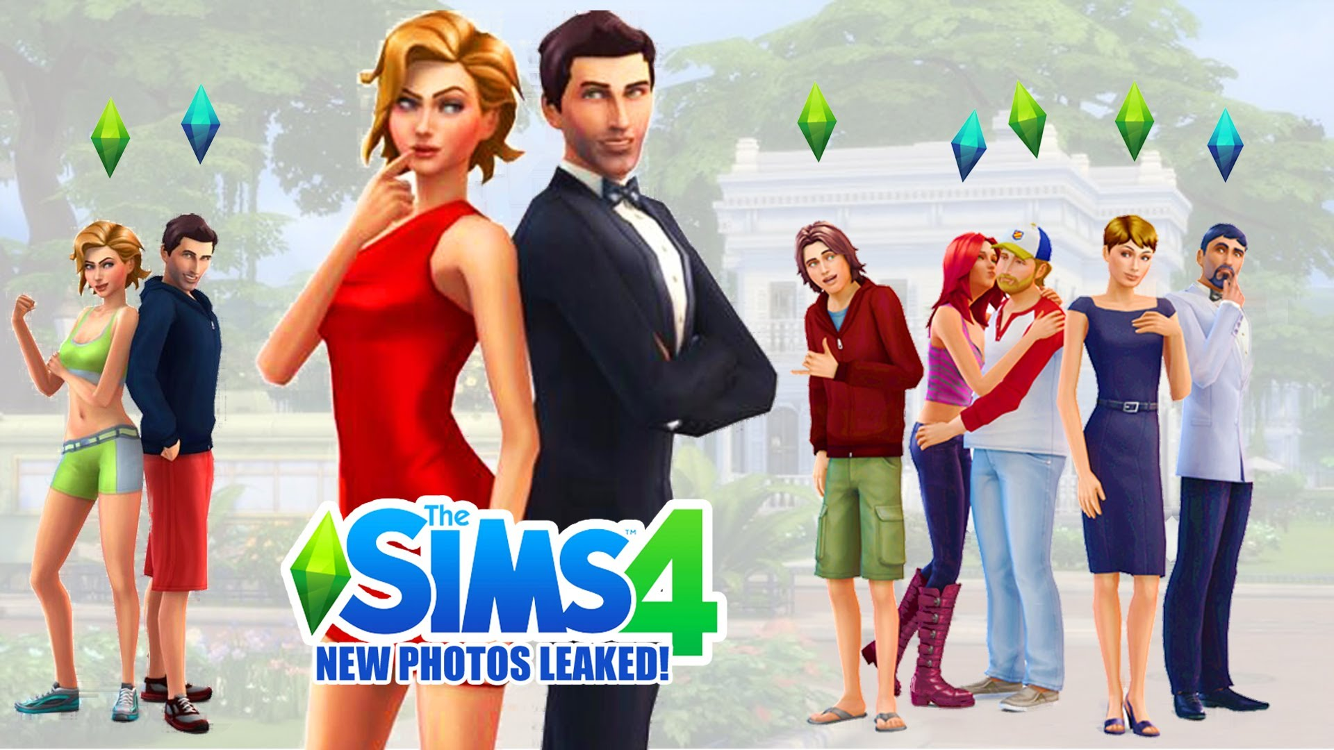 The Sims Wallpapers High Quality Download Free