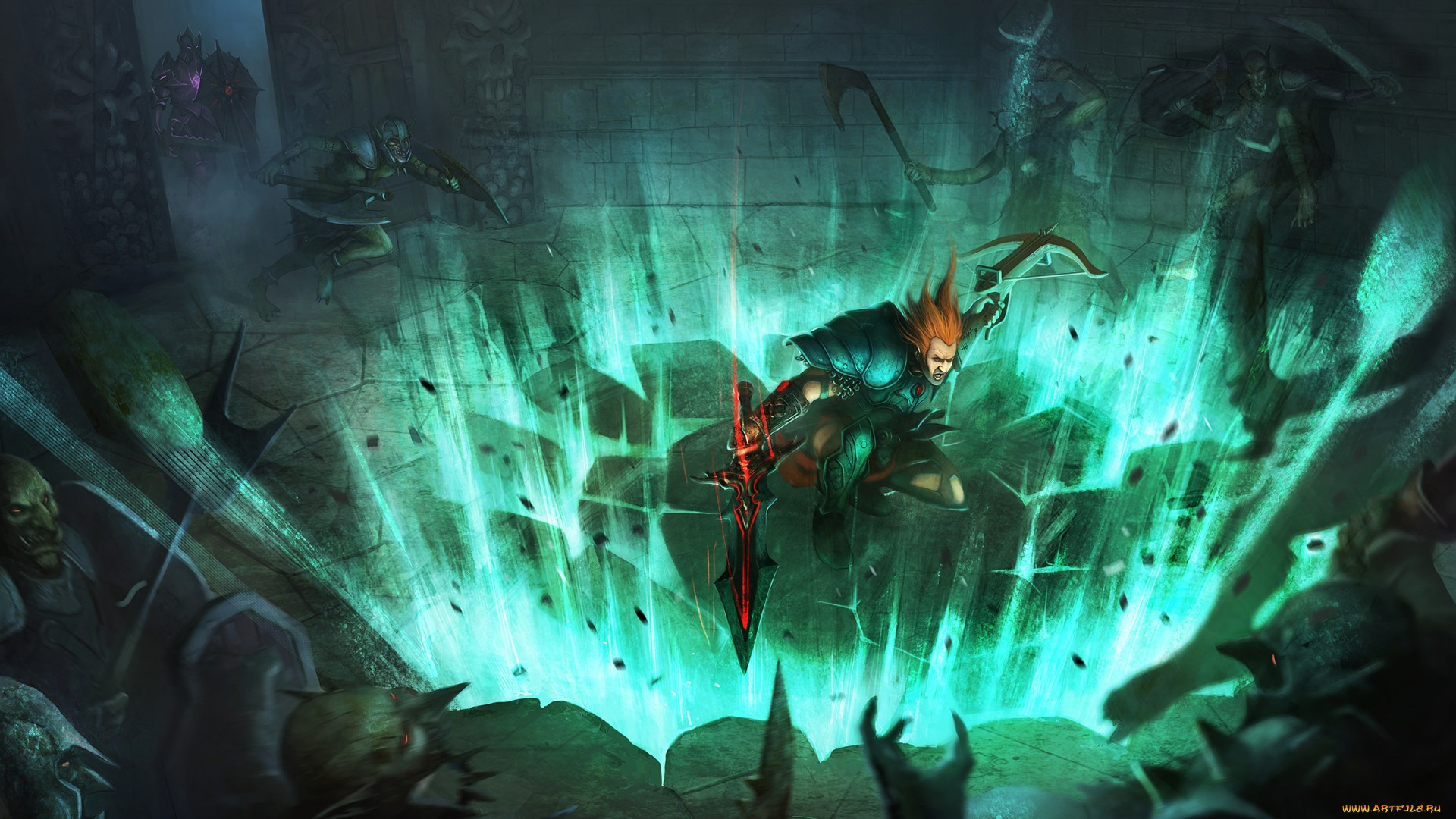 Hd Wallpapers That Will Take You To World Of Fantasy: Runescape Wallpapers High Quality