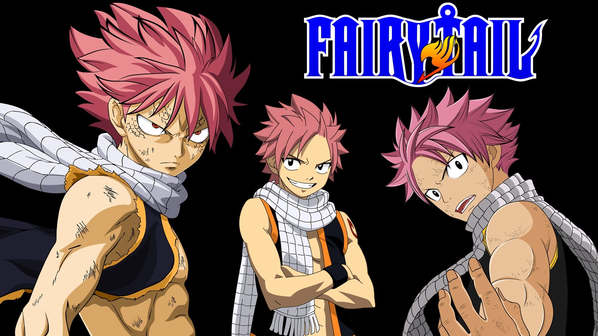 Fairy Tail Wallpapers High Quality Download Free