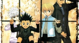 Hunter X Hunter HD Wallpapers